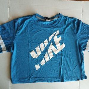 Nike crop top , woman's